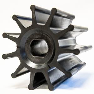 Pompe en caoutchouc et métal pour le milieu industriel